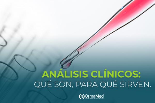 Análisis Clínicos: qué son, para qué sirven y sus requisitos