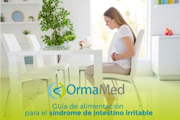 Guía de alimentación para el síndrome de intestino irritable